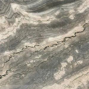 SolidSurface NaturalQuartzite-NaturalStoneSlab Q016 CesariGrey