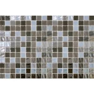 GlassTile UptownGlasstrade UP1611MS1P PearlTaupe