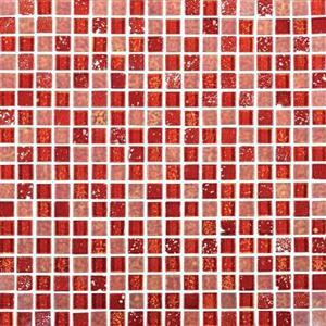 GlassTile Marvel MV315858MS1P Ruby