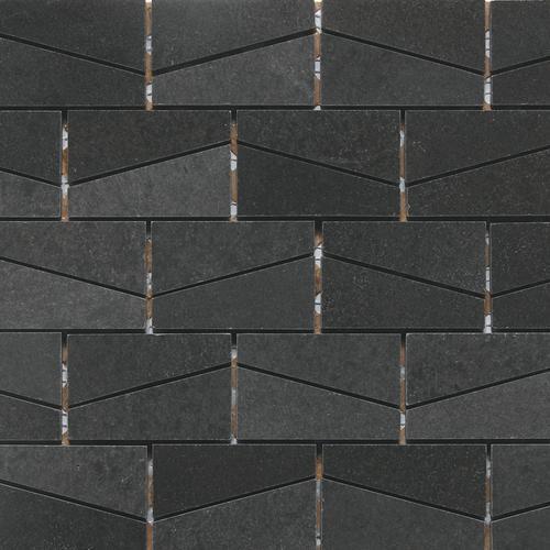Stone A La Mod Wedge Polished Urban Bluestone L222