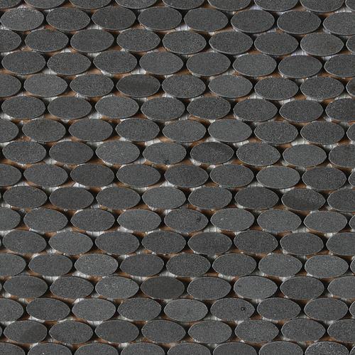 Stone A La Mod Oval Polished Urban Bluestone L222
