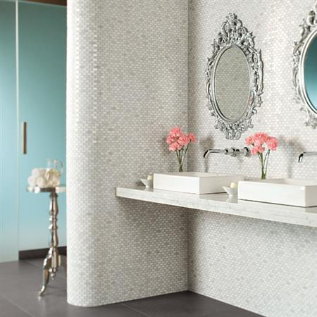 Stone A La Mod Mosaic Polished Urban Bluestone L222