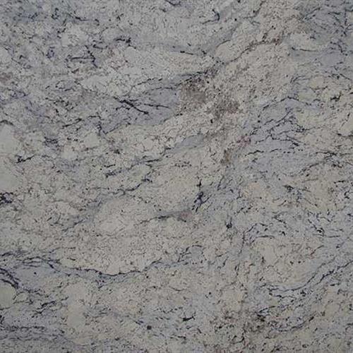Natural Stone Slab - Granite White Ice