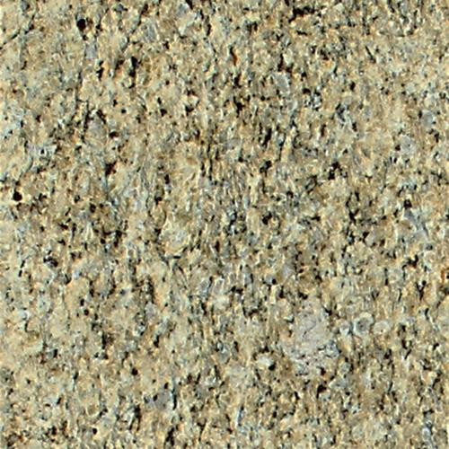 Natural Stone Slab - Granite Giallo Ornament