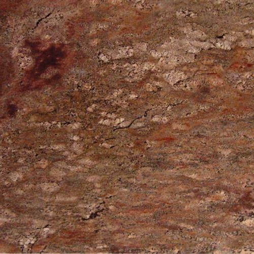 Natural Stone Slab - Granite Crema Bordeaux