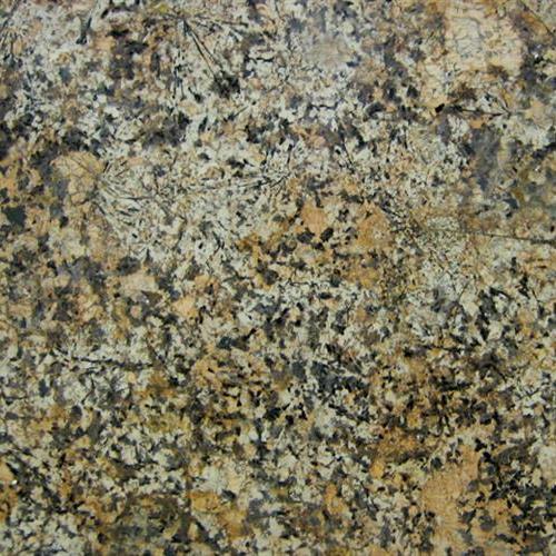 Natural Stone Slab - Granite Delicatus Gold