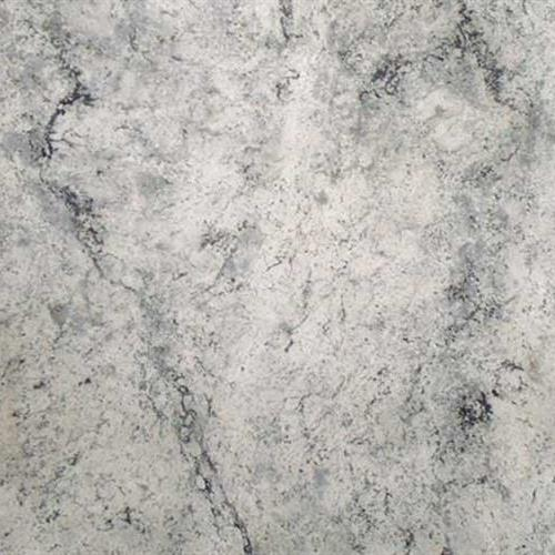 Natural Stone Slab - Granite Siberian White