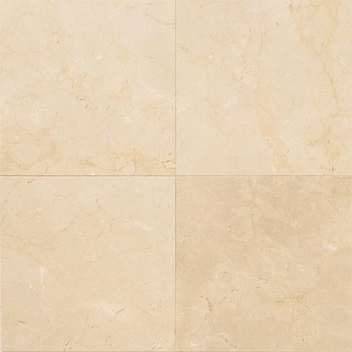 Natural Stone Slab - Marble Crema Marfil Elegance
