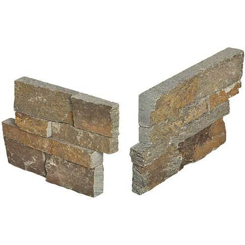 Stacked Stone Imperial Falls Stacked Stone Corner S316