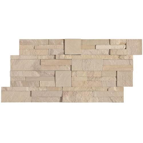Stacked Stone Eastern Sand Stacked Stone Natural Cleft Ungauged S319