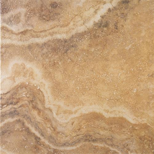 Travertino Royal Ceramic Gold - 16X16