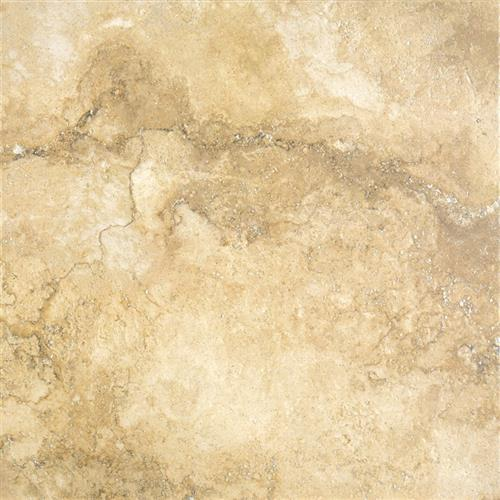 Travertino Royal Ceramic Walnut - 16X16