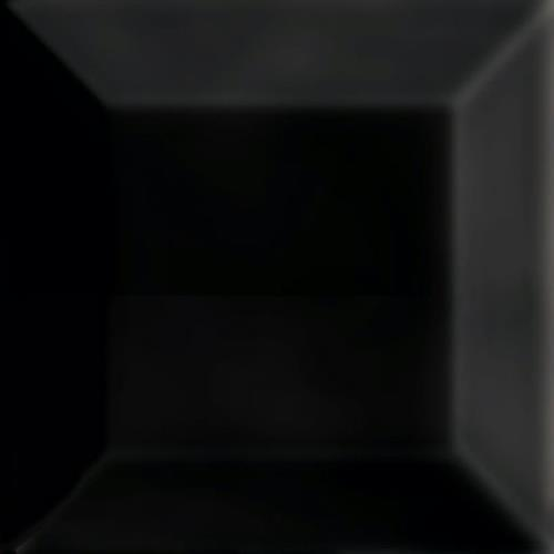 Absolute Black - 3x3 Matte