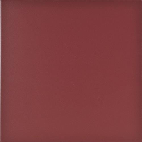 Retro Ceramic Burgundy - 8X8