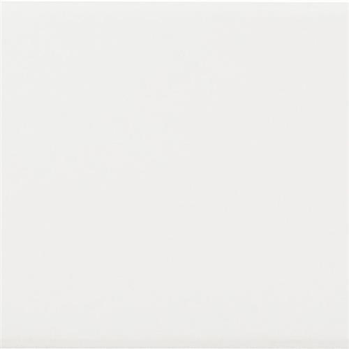 Brick Matte White - 4X4 Embossed
