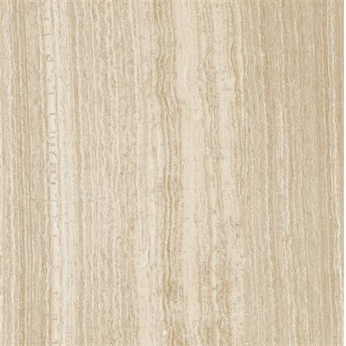 Thassos Travertine Ceramic Honey - 5X24