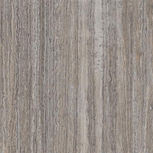 Thassos Travertine Ceramic Silver - 5X24