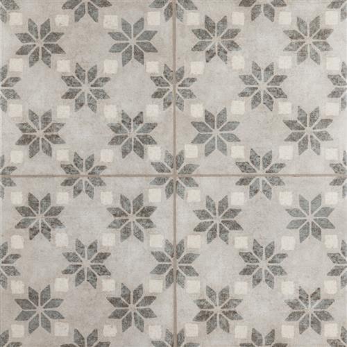 Cementine Ceramic Antique Stelle