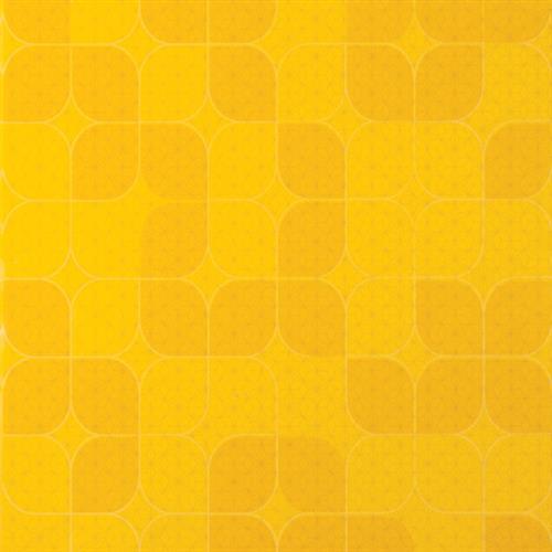 Kaleido Curved Yellow