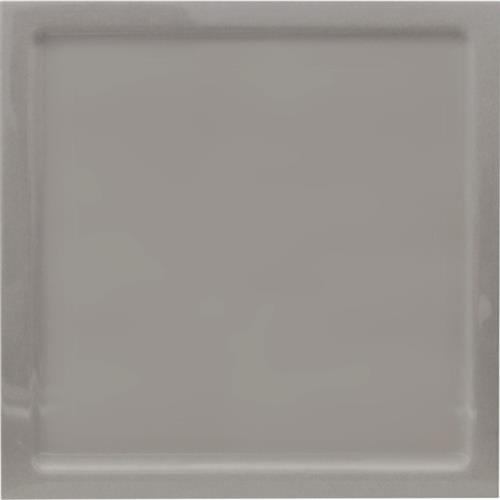 Brite Dark Gray - 6x6 Down