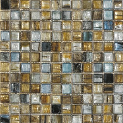 Murano Golden-Blue