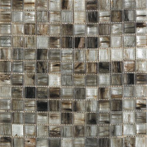 Murano White-Brown