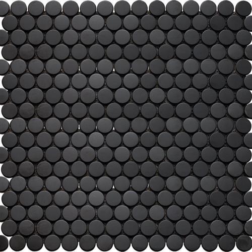 Inox Mosaics Black - Penny