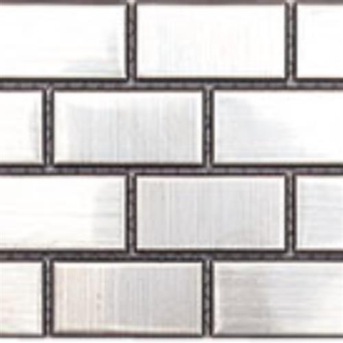 Inox Mosaics Rectangular - Shine