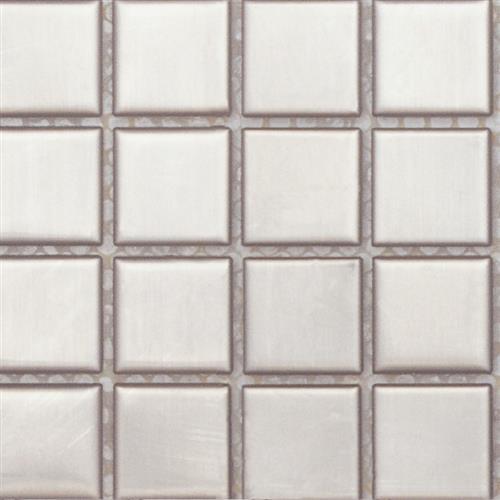 Inox Mosaics Square - Matte