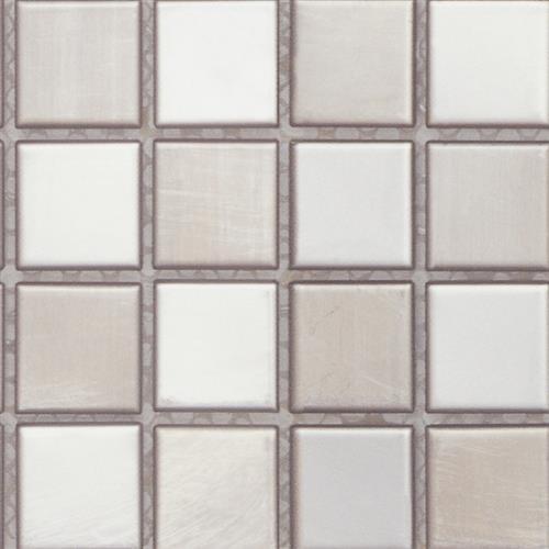 Inox Mosaics Square - Random