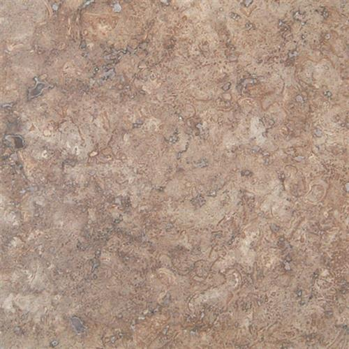 Mexican Travertine Chocolate Chocolate - 16X16