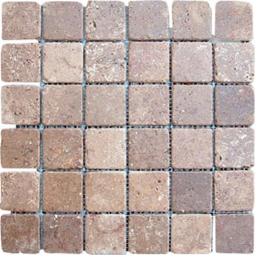 Chocolate - 2x2 Mosaic