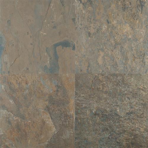 Natural Slate Autumn Mist - 12X12