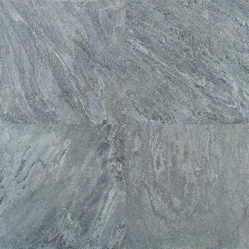 Natural Slate Ostrich Grey - 12X12