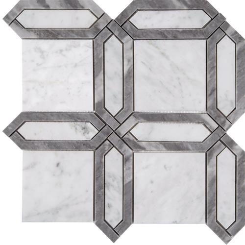 Dramatic Marble  Limestone White - Broadway