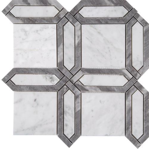 Dramatic Marble  Limestone White - Broadway