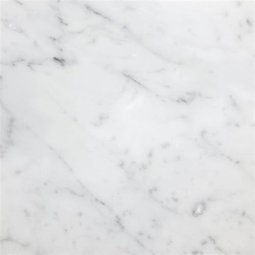 Marble White Carrara White Carrara - 4X12 Polished