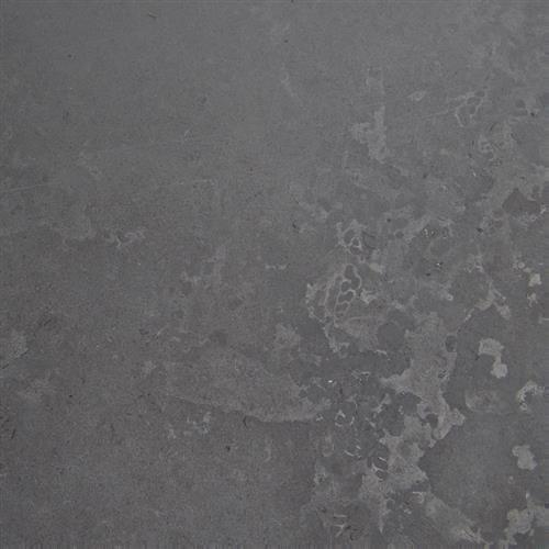 Limestone  Mediterranean Blue 18X18 Honed P5