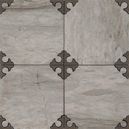 Limestone  Thala Foussana 12X12 Rodeo Drive Honed Mosaic