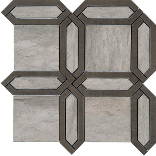 Limestone  Thala Foussana 12X12 Broadway Honed Mosaic
