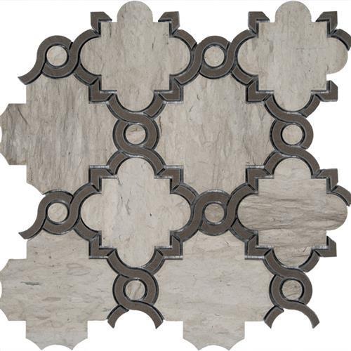 Limestone  Thala Foussana 12X12 Park Avenue Honed Mosaic