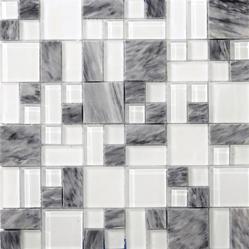 Lucent Glass  Stone Pattern Blends Grazia Gs Pattern