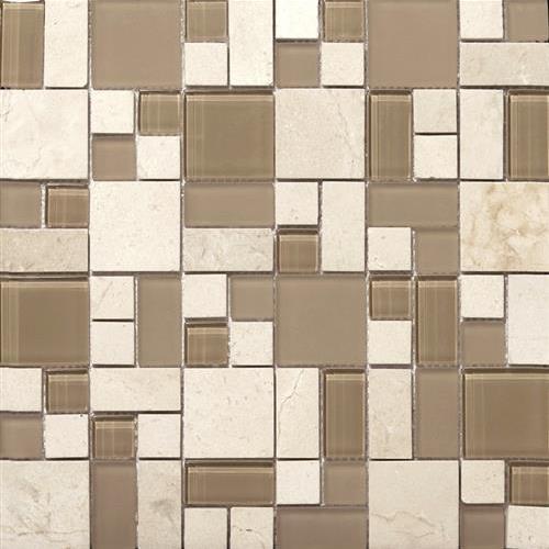 Lucent Glass  Stone Pattern Blends Murano Gs Pattern