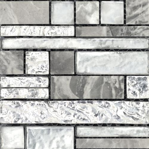 Vista Glass & Stone Pattern Blends