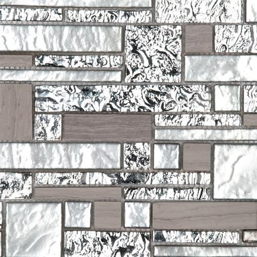 Vista Glass  Stone Pattern Blends Panorama Gs Pattern