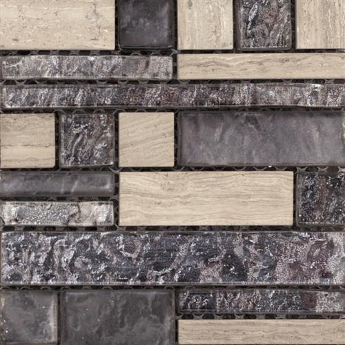 Vista Glass  Stone Pattern Blends Reach Gs Pattern