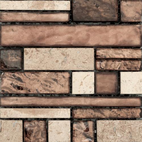 Vista Glass  Stone Pattern Blends Sight Gs Pattern