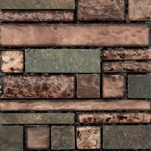 Vista Glass  Stone Pattern Blends View Gs Pattern