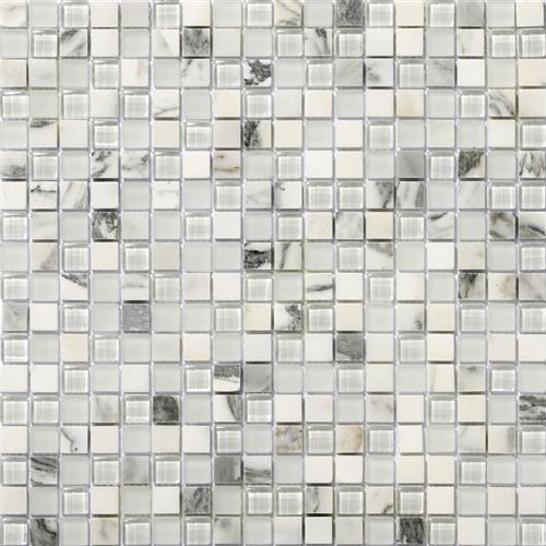 Lucent Glass  Stone Mosaics Ambrato Glass Stone