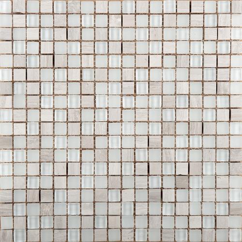 Lucent Glass  Stone Mosaics Andrea Glass Stone